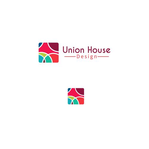 Home Furnishing company logo design