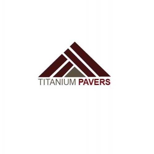 Pavers company logo design