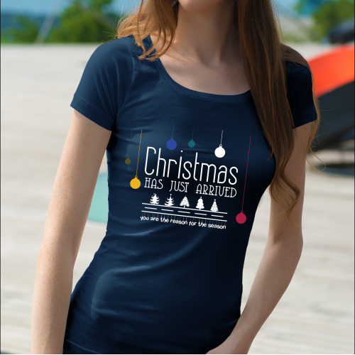 Female T shirt design