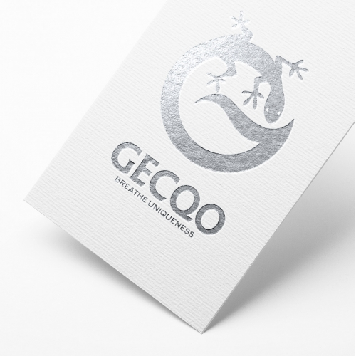 Gecqo Logo Design