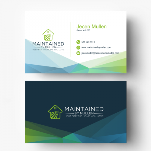 Logo and businesscard