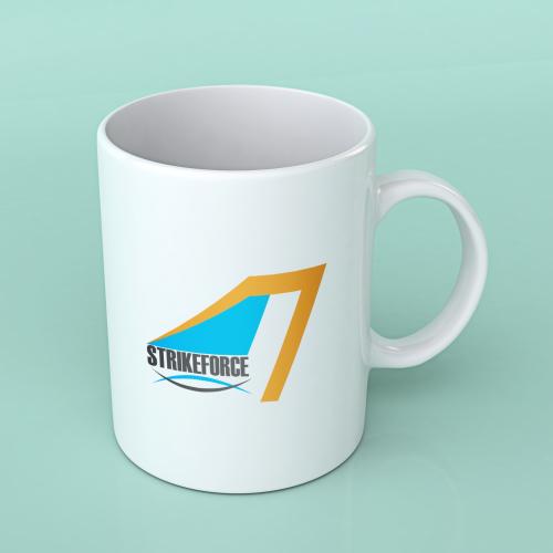 Logo Design on Mug