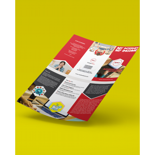 Professional Brochure/Flyer Design || Abid Abdullah