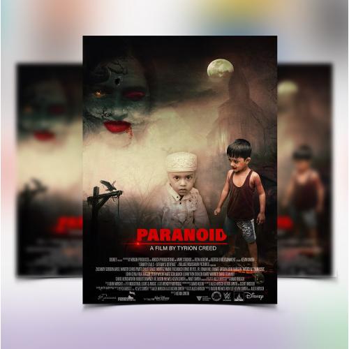 Film/Movie Poster Design || Abid Abdullah