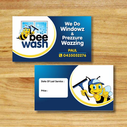 Bee wash