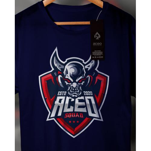 esport game t-shirt design illustration