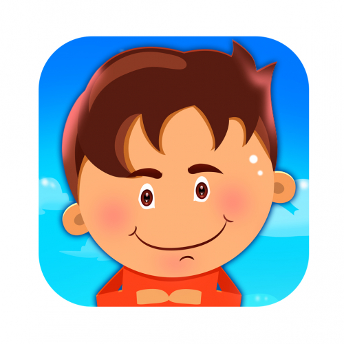 Kid Learning App/Game Icon design