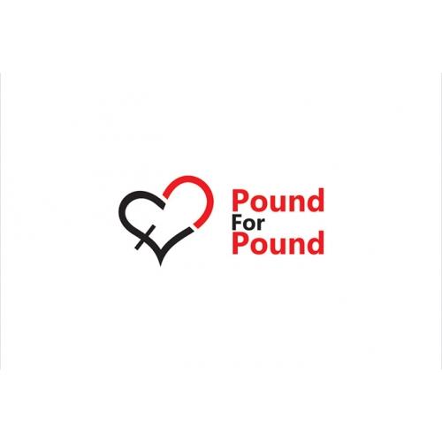 Logo design for Pound For Pound Campaign