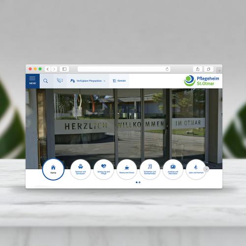 Otmarsg Website Design