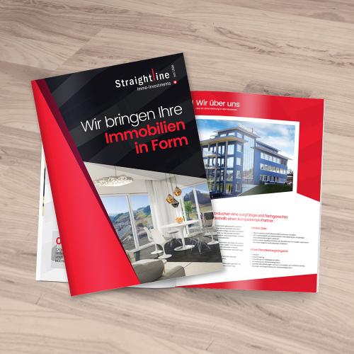 Brochure Design LEXO Switzerland