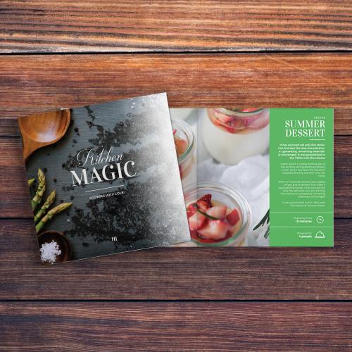 Cook Book - Kitchen Magic
