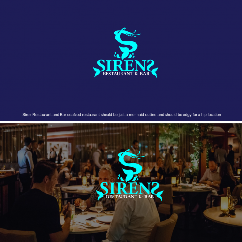 SIREN restaurant logo