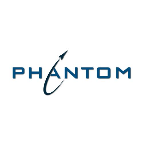PHANTOM Space cooperation logo