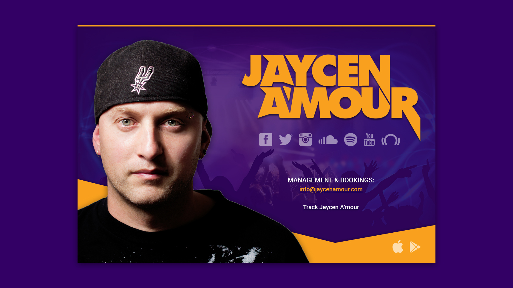 DJ Jaycen A'mour
