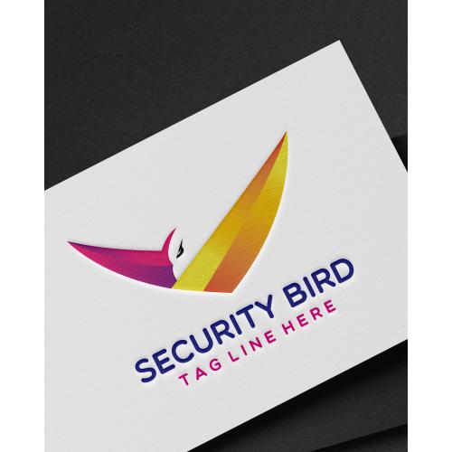 security bird logo