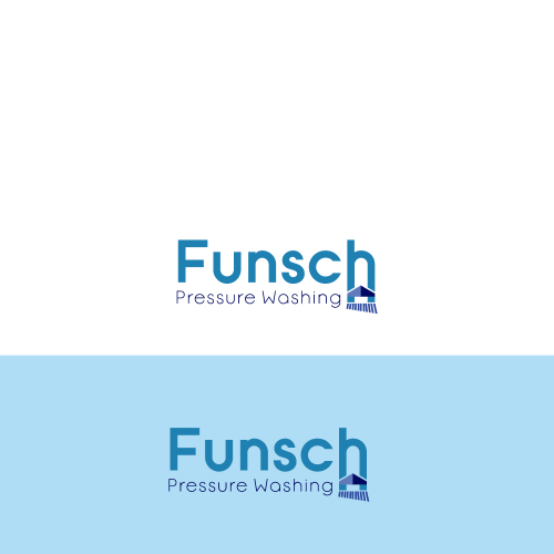 funsch cleaning logo