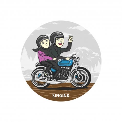 Keep Riding