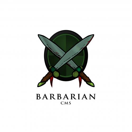 Barbarin CMS -logo
