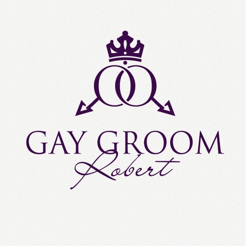 Gay Groom Robert Logo