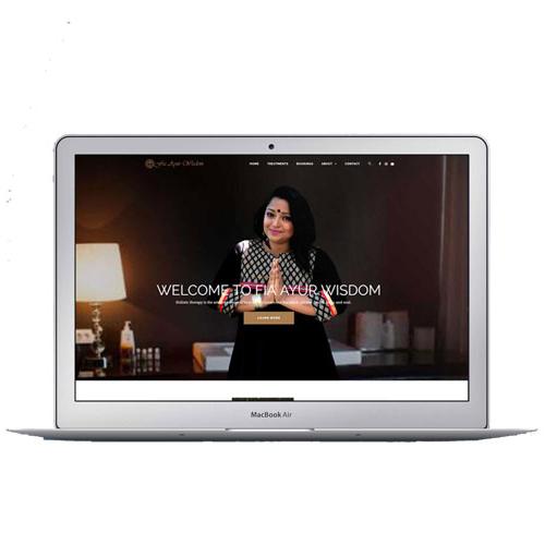 Health Wordpress Website - Responsive