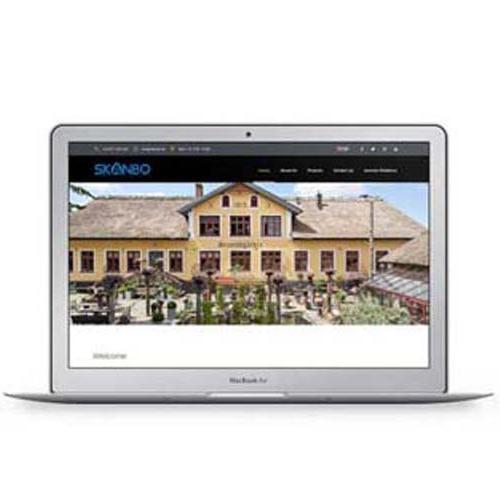 Wordpress Website - Responsive