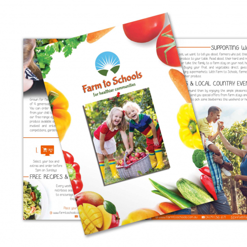 Brochure Design by MBS (Create - Innovate - Inspire)