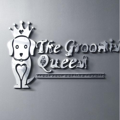 The Grooming Queen logo