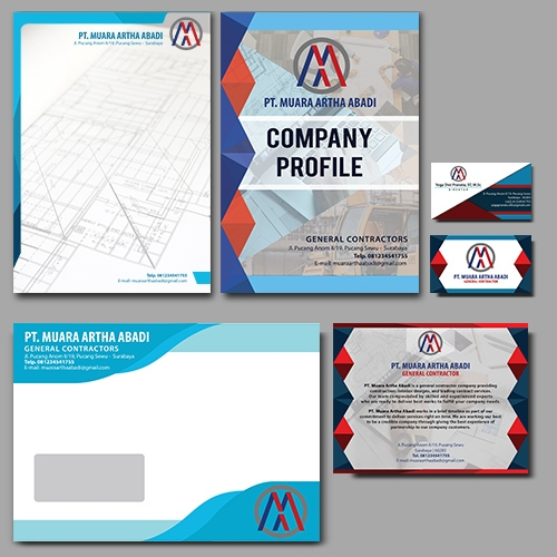 Muara Artha Abadi Offline Stationery Job Delivery