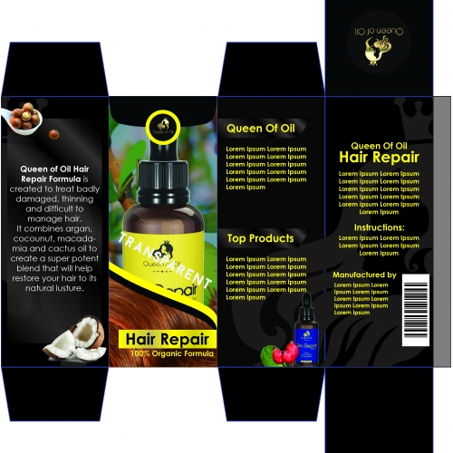 Black theme design for Mr./Mrs.Bedi