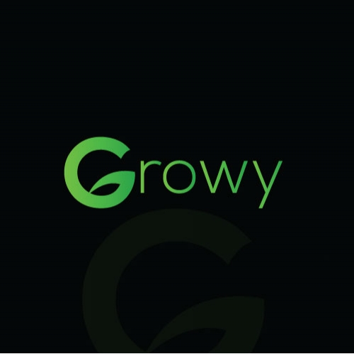 LOgo for growy.