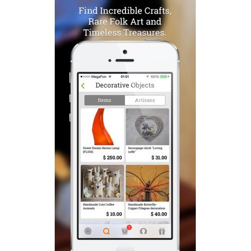 App design for GlobeIn