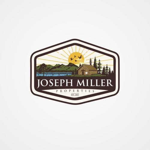 Illustration based logo design