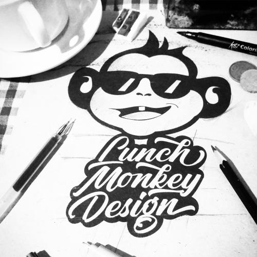 Lunch Monkey Design