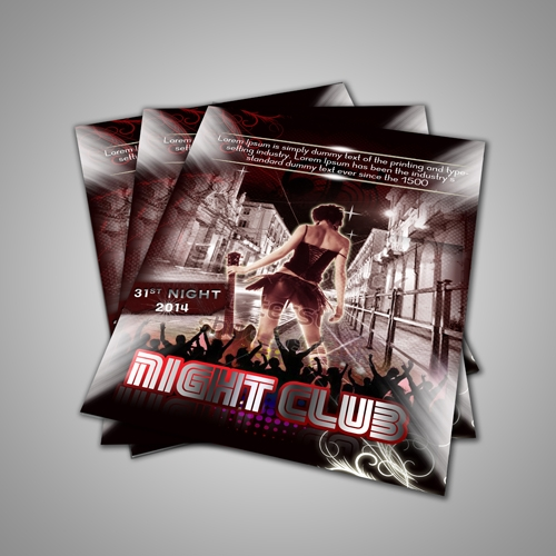 Dance Flyer design