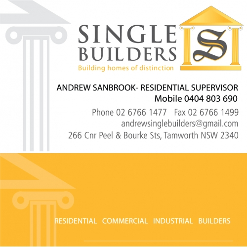 Legal Double Sided Business Card