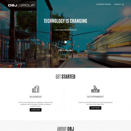 Website Layout design