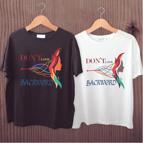 art design on t shirt