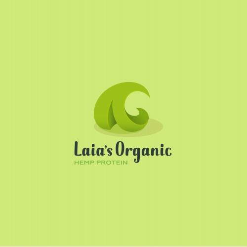 Logo for organic brand