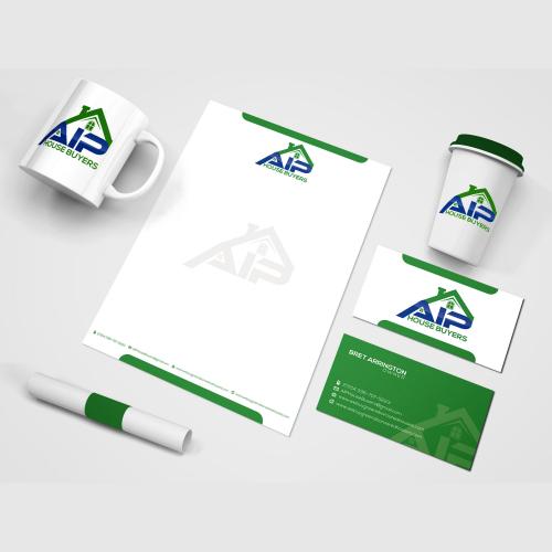 Logo Design   Branding For Real Estate Business