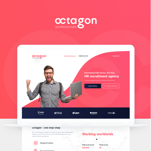 Design for Octagon Professionals