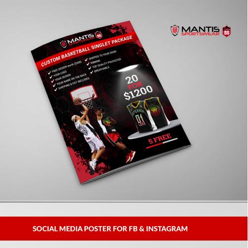 Social Media Posters for FB