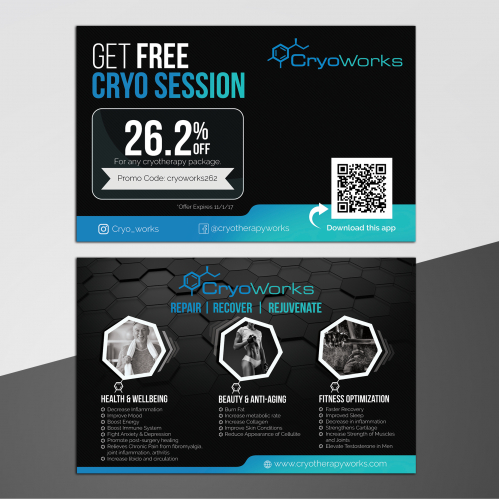 Cryotherapy Card