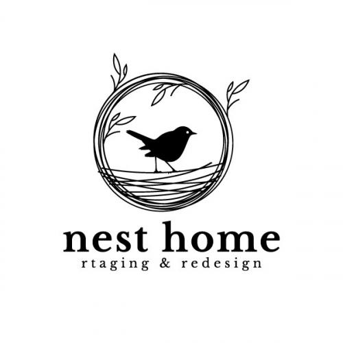 Simple, minimal logo