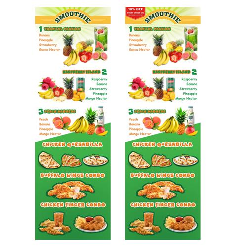 Food Drink Poster Design