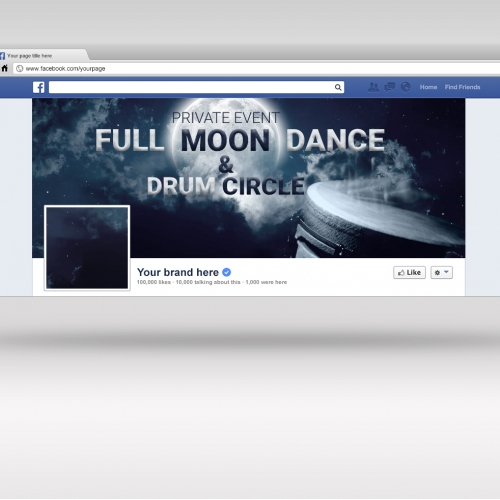 private event facebook cover design