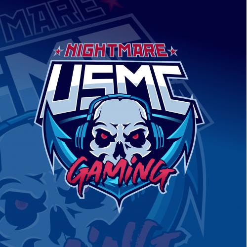 Gaming Logo needed for Marine Vet