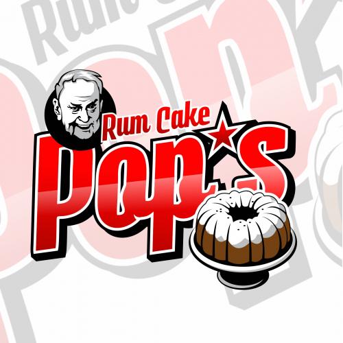 Pop's Rum Cake