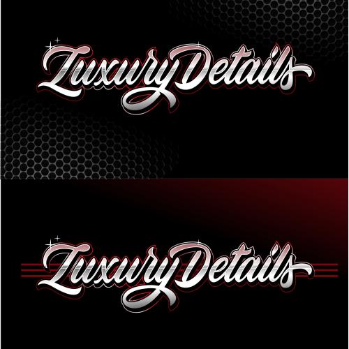 Automotive Logo Design Luxury Details