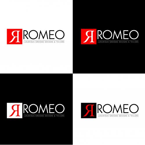 Romeo Grooms Designs Logo