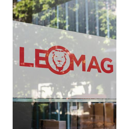 LeoMag Branding Design